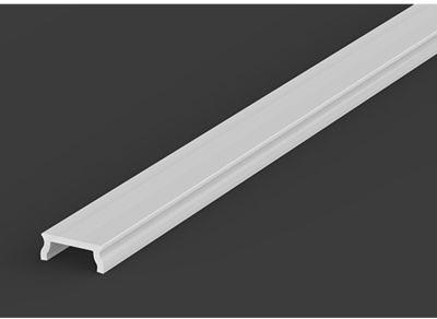 1 Metre C10 Strip Profile Opal Cover (for P4-2)