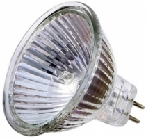 This is a 50W GX5.3/GU5.3 Reflector/Spotlight bulb that produces a Warm White (830) light which can be used in domestic and commercial applications