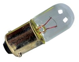 10x28mm 28v 25ma Ba9s 1W Miniature Lamp