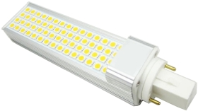 This is a 11 W G24d/Q-3 PLC bulb that produces a Cool White (840) light which can be used in domestic and commercial applications