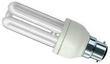 12 Volt Energy Saving PLEC BC 11 watt Warm White (60 Watt Alternative)