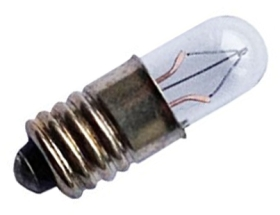 12V 0.9W E5 Miniature Lamp