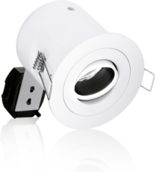 This is a 50 W MR16 bulb which can be used in domestic and commercial applications