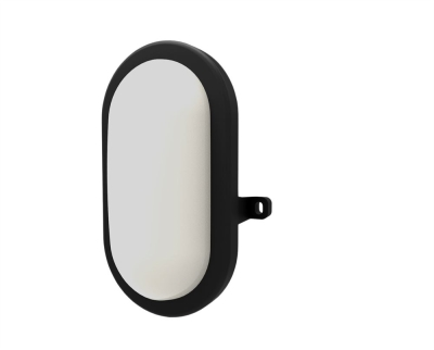 15 Watt Cool White Energizer LED Oval Bulkhead