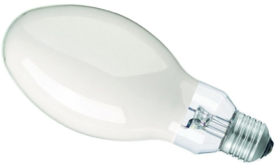 This is a 150 W 26-27mm ES/E27 Eliptical bulb that produces a Orange light which can be used in domestic and commercial applications