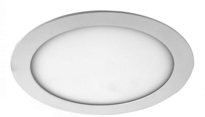 15W 195mm Diameter LED Round Panel (Daylight)