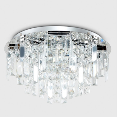 prague 5 way flush ceiling light sale