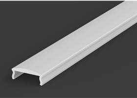 2 Metre C4 Strip Profile Opal Extra Diffusion Cover (for P2, P3, P4, P5, P6, P7, P8 & P18)