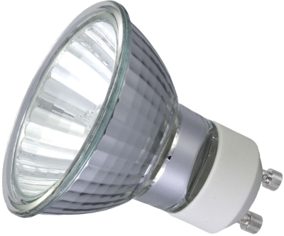 20 Watt Halogen GU10 Par16 (25 Degree Beam) 5000 Hour Version