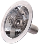 This is a Aluminium Reflector 70mm Halogen Light Bulbs