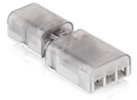 3 Pole 16A Fast fix Luminaire Connector