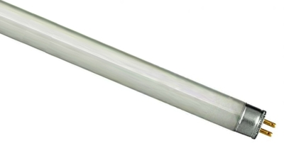 370mm Fluorescent T4 Ansell Tube 10 Watt Cool White