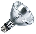 This is a 70 W 26-27mm ES/E27 bulb that produces a Cool White (840) light which can be used in domestic and commercial applications