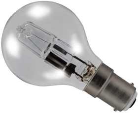 42 Watt (60 Watt Alternative) Energy Saving Halogen Golfball SBC