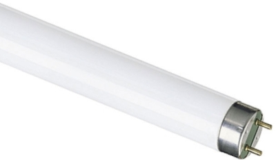 This is a 15W G13 T8 Linear (26mm Dia) bulb that produces a Daylight (860/865) light which can be used in domestic and commercial applications