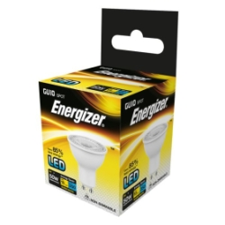 5 Watt Energizer LED Warm White 350lm 36° GU10