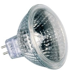 This is a 50W GX5.3/GU5.3 Reflector/Spotlight bulb that produces a White (835) light which can be used in domestic and commercial applications