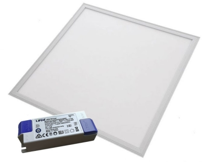 595mm x 595mm 40W LED Panel (6000K) Lifud Driver Included