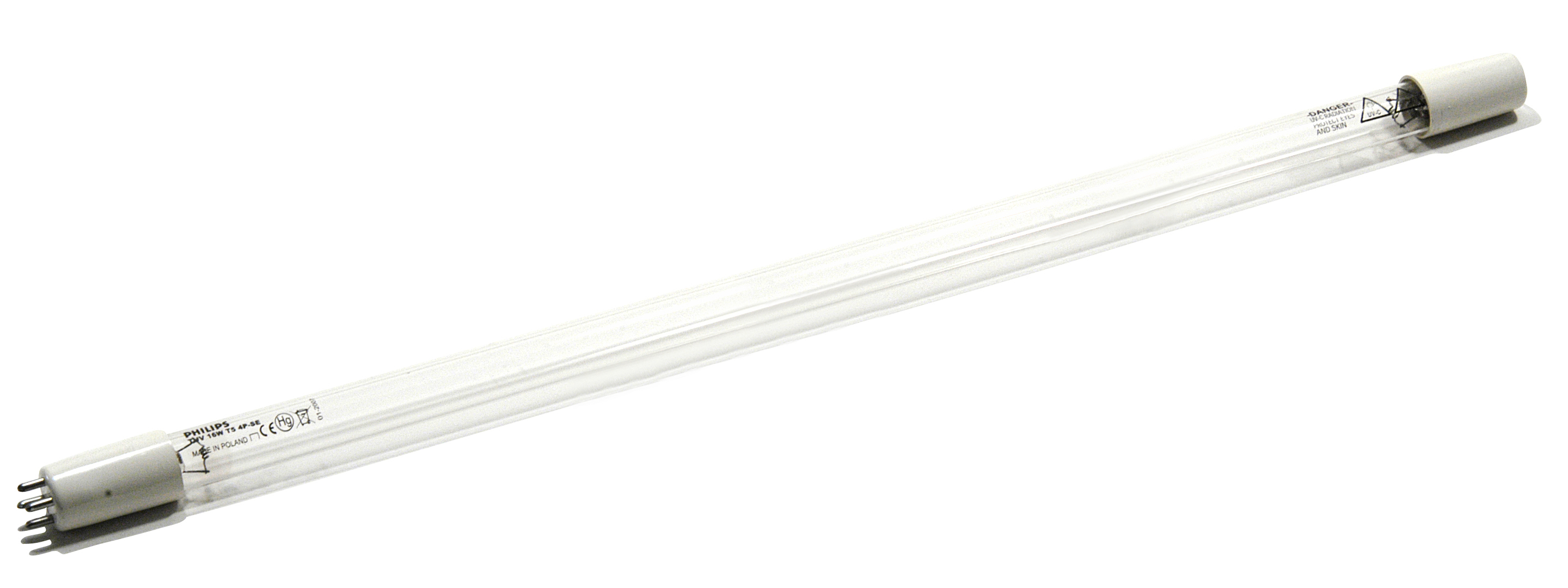 A Philips Germicidal Tube