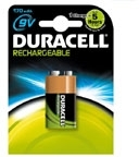 This is a Duracell 9V Size Batteries