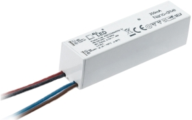 All LED 2-4 x 1w Dimmable IP55 LED Nano-Driver (350mA Constant Current)