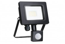 All LED Hunter 10W PIR IP65 Colour Selectable LED Floodlight