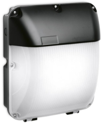 Aurora 100-240V 30W IP65 LED Wall Pack 4000K Emergency