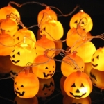 This is a Halloween LED String Lights
