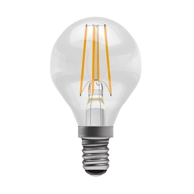 Bell 4W Dimmable E14 Cool White LED Filament Bulb