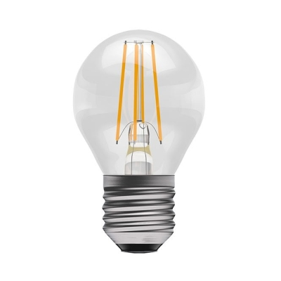 Bell 4W Dimmable E27 Cool White LED Filament Bulb