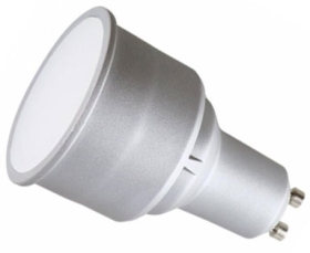 Bell 5W LED Long Barrel GU10 Warm white (40 Watt Alternative)