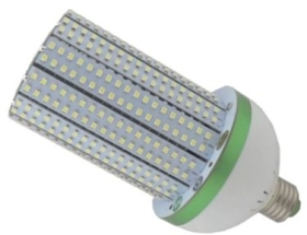 Britesource 200W LED Corn Clusterlite Bulb GES/E40 25800lm Daylight