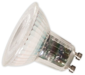 Calex 240V 5W Dimmable SMD LED 'Halogen Look' Lamp 350lm 2800K Warm White