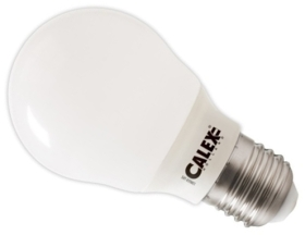 Calex 240V 5W LED GLS-Lamp 470lm 2700K Warm White E27
