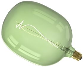 Calex Avesta Dimmable 4W Very Warm White E27 Emerald Green LED Lamp