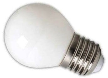 Calex Dimmable LED Filament 3.5W Golfball ES Very Warm White Frosted (30 Watt Alternative)