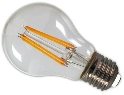 Calex Dimmable LED Filament 4W GLS ES Very Warm White Clear (40 Watt Alternative)