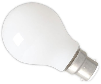 This is a 7W 22mm Ba22d/BC Standard GLS bulb that produces a Very Warm White (827) light which can be used in domestic and commercial applications