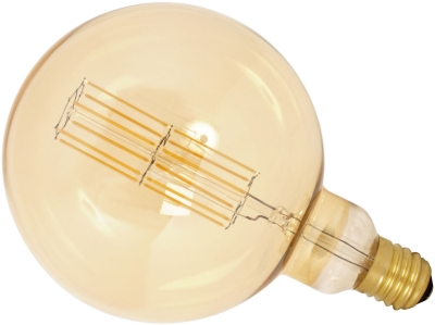 This is a 11W 39-40mm GES/E40 Globe bulb that produces a Very Warm White (827) light which can be used in domestic and commercial applications