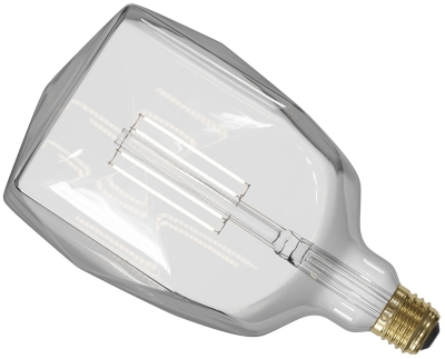Calex Nybro Dimmable 4W Clear Very Warm White LED Lamp