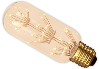 This is a 2W 26-27mm ES/E27 Tubular bulb that produces a Very Warm White (827) light which can be used in domestic and commercial applications