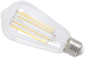 This is a 4W 26-27mm ES/E27 Squirrel Cage bulb that produces a Very Warm White (827) light which can be used in domestic and commercial applications