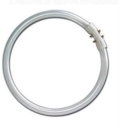 Circular Fluorescent T5 22 watt 225mm dia Warm White