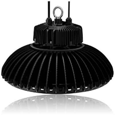 Circular High Bay 240W 5000K Dimmable LED Fitting with 50 Degree Beam Angle
