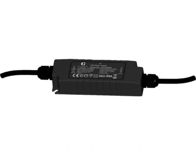Collingwood IP65 Non-Dimmable 1-9W 2.5-25V LED Driver (350mA)