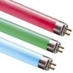 This is a Coloured T5 Fluorescent Tubes