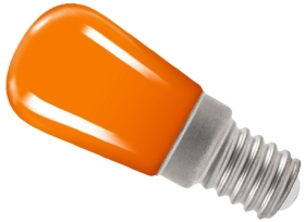 Crompton 1.3 Watt LED Pygmy/Sign Light Amber (10 Watt Alternative)