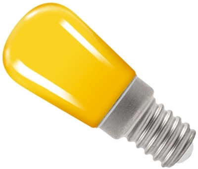 Crompton 1.3 Watt LED Pygmy/Sign Light Yellow (10 Watt Alternative)