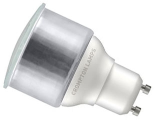 This is a 3.5W GU10 Reflector/Spotlight bulb that produces a Very Warm White (827) light which can be used in domestic and commercial applications