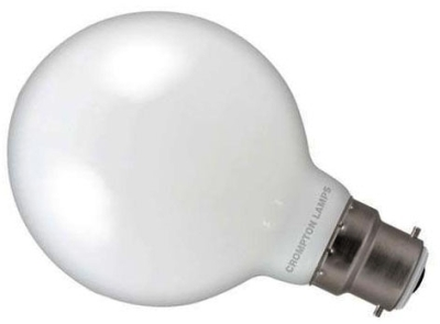 Crompton LED Dimmable G80 Globe 7W BC Very Warm White (60W Alternative)